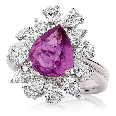 3.03ct Pink Sapphire