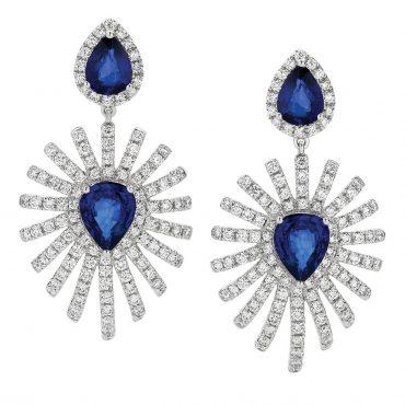 Deep Royal Blue Sapphire