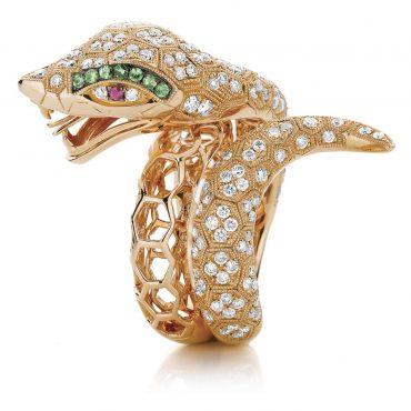 Jewelled Python
