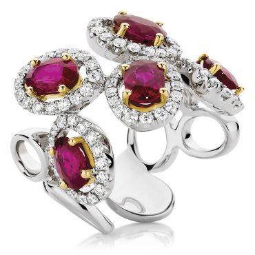 Rose Bush Ring