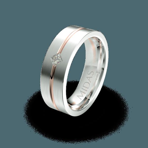 QF1143D Men's Wedding Band