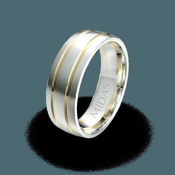 QF1160 Men's Wedding Band