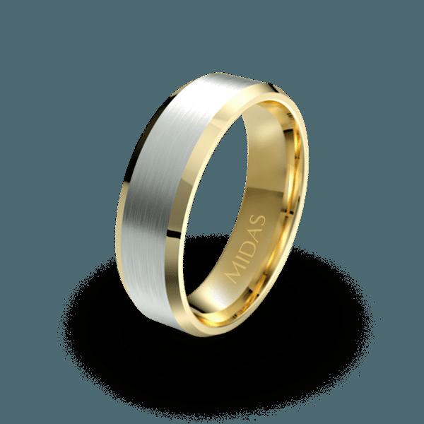 QF1382 Men's Wedding Band