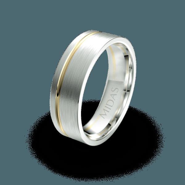QF1396 Men's Wedding Band