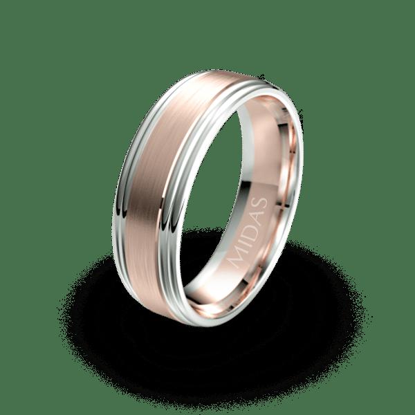 QF1402 Men's Wedding Band
