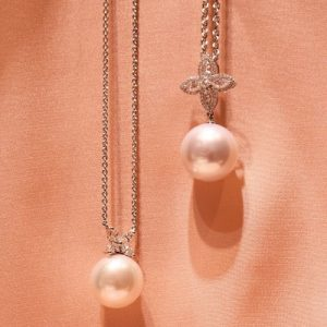 Are pearls in style?