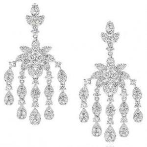 Diamond Petals and Drops
