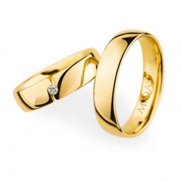 0020050 Women's & 0020050 Men's Wedding Bands
