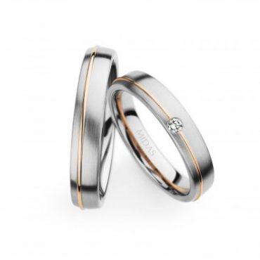 0241270 Women's & 0273621 Men's Wedding Bands