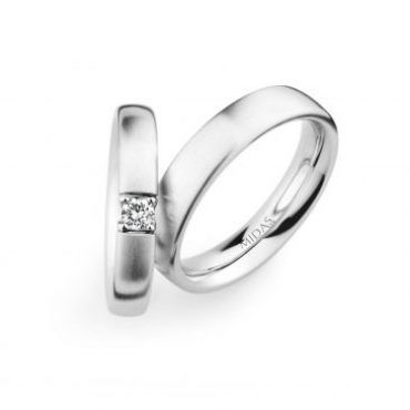 0241519 Women's & 0270980 Men's Wedding Bands
