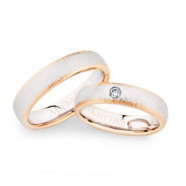 0241656 Women's & 0274465 Men's Wedding Bands