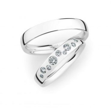 0245432 Women's & 0280092 Men's Wedding Bands