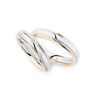 0245460 Women's & 0274507 Men's Wedding Bands