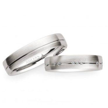 0246588 Women's & 0273680 Men's Wedding Bands