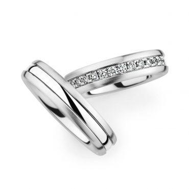 0246690 Women's & 0273974 Men's Wedding Bands