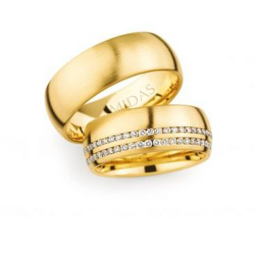 0246737 Women's & 0270959 Men's Wedding Bands