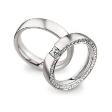 0246796 Women's & 0270985 Men's Wedding Bands