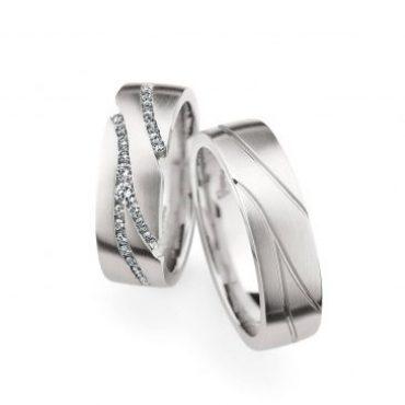 0246836 Women's & 0274191 Men's Wedding Bands
