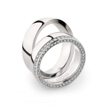 0246903 Women's & 0280060 Men's Wedding Bands