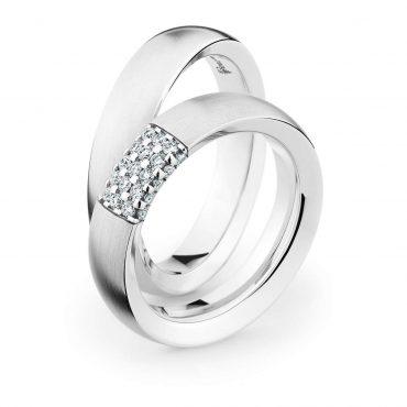 0246922 Women's & 0280066 Men's Wedding Bands