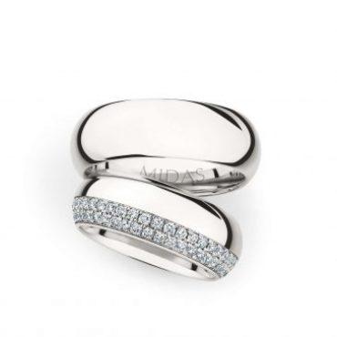 0246943 Women's & 0280083 Men's Wedding Bands