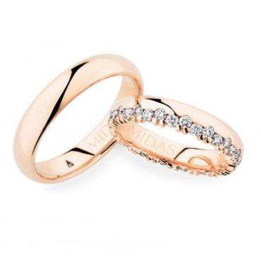 0247023 Women's & 0280120 Men's Wedding Bands
