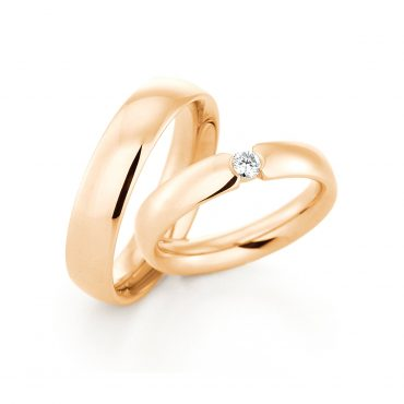 241453 Women's & 270571 Men's Wedding Bands