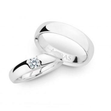241600 Women's & 280063 Men's Wedding Bands