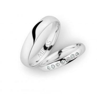 244731 Women's & 270599 Men's Wedding Bands