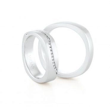 246695 Women's & 270944 Men's Wedding Bands