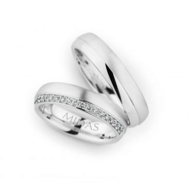 246867 Women's & 274257 Men's Wedding Bands