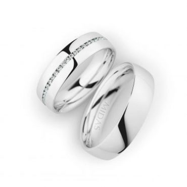246905 Women's & 280061 Men's Wedding Bands