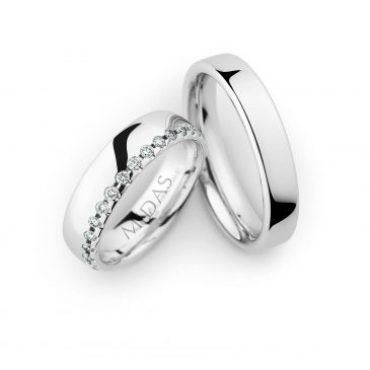 246936 Women's & 270541 Men's Wedding Bands