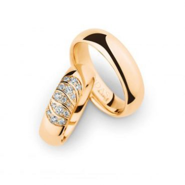246959 Women's & 280091 Men's Wedding Bands