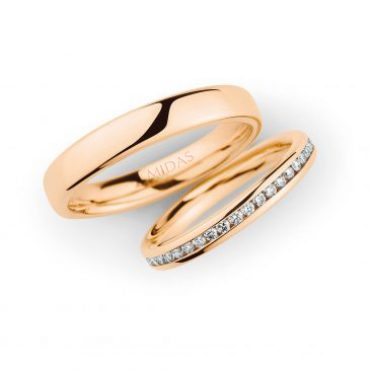 246975 Women's & 280096 Men's Wedding Bands