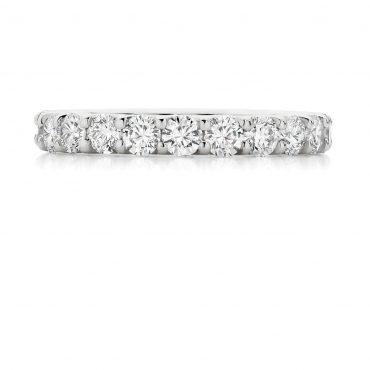Microclaw Wedding Ring