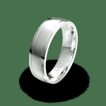 QF1045 Men's Wedding Band