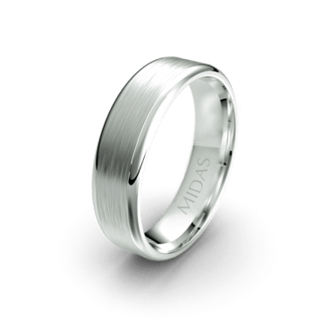 QF1432 Men's Wedding Band