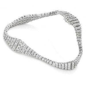 Diamond Wave Bracelet