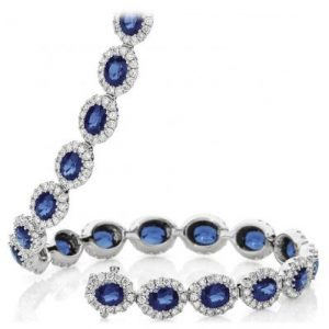 Stunning Royal Blue Sapphires