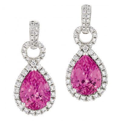Bright Pink Tourmaline