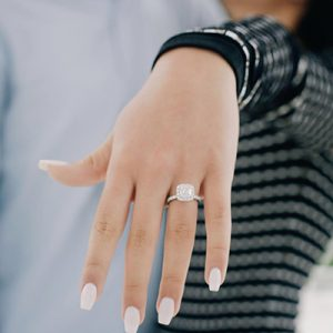 Classic or daring? Engagement rings that suit all