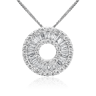 Endless Love Diamond Pendant