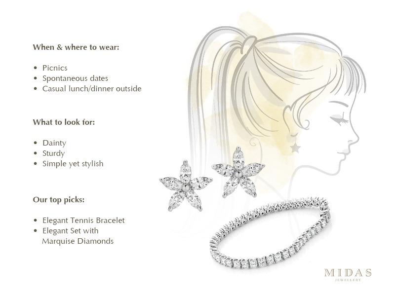 Practical jewellery