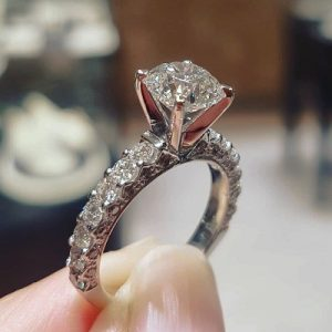 Give your ring a professional clean