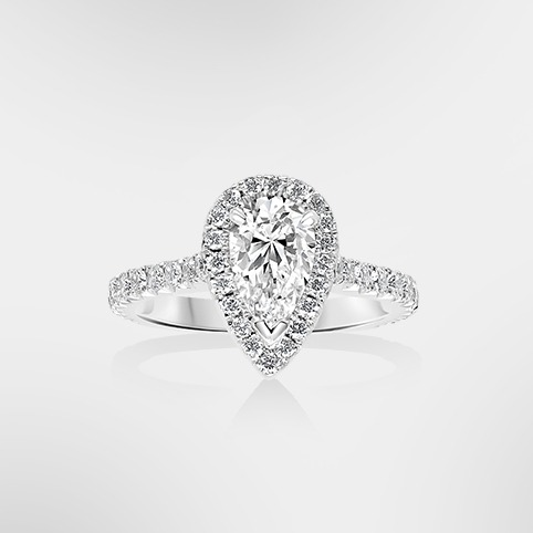 What Makes White Gold Engagement Rings So Popular?