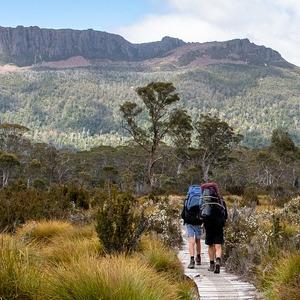 The whole state of Tasmania, TAS