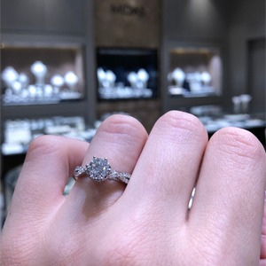 See if there is a return or exchange policy on your engagement ring
