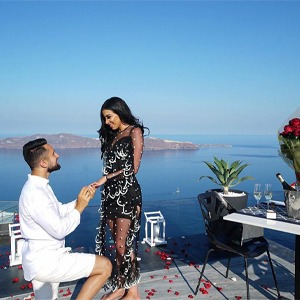 Make your proposal as romantic as can be