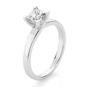 Princess-worthy engagement rings